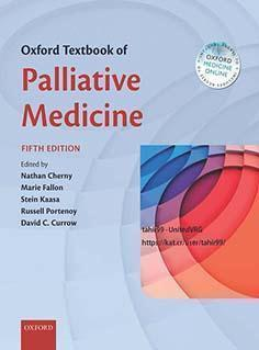 OXFORD TEXTBOOK OF PALLIATIVE MEDICINE  2015 - روانپزشکی